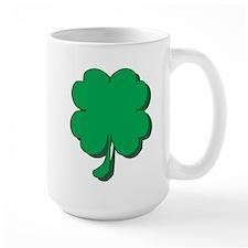 Lucky Four Leaf Clover Mug