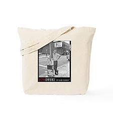 Tote Bag BUKOWSKI BY SAM CHERRY
