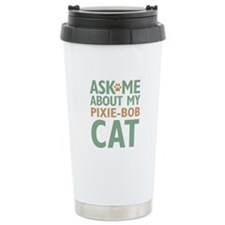 Pixie-Bob Cat Travel Mug
