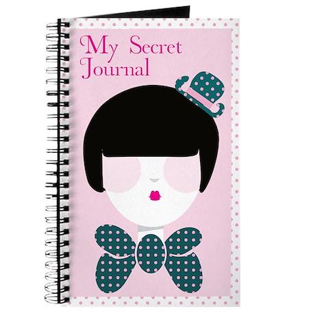 Arlequin Doll Secret Journal