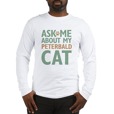 Peterbald Cat Long Sleeve T-Shirt
