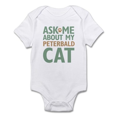 Peterbald Cat Infant Bodysuit