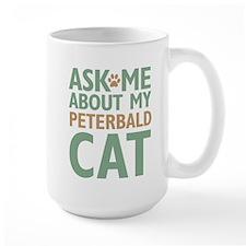 Peterbald Cat Mug