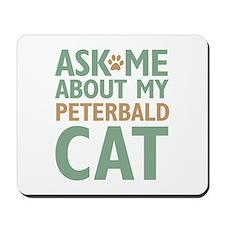 Peterbald Cat Mousepad