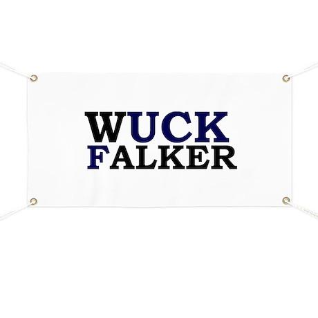 Wuck Falker Banner