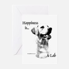 Lab 2 Greeting Cards (Pk of 10)