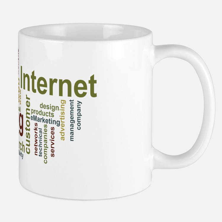 Marketing Mix Small Small Mug