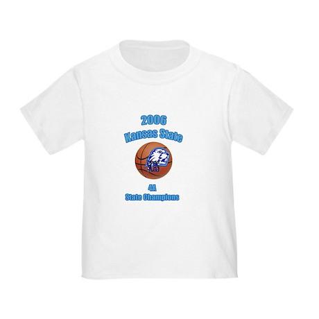 2006 Kansas 4A State Champs Toddler T-Shirt