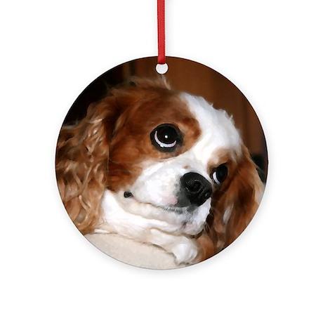 Cavi Love Ornament (Round)