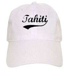 Vintage Tahiti Baseball Cap