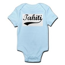 Vintage Tahiti Infant Creeper
