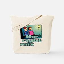 25th Wedding Anniversary Tote Bag