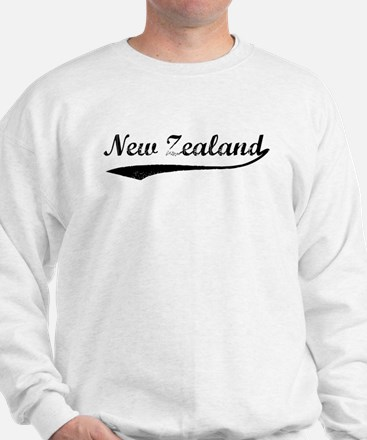 Vintage New Zealand Sweatshirt