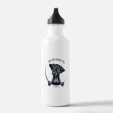 Black Lab IAAM Water Bottle