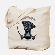 Black Lab IAAM Tote Bag