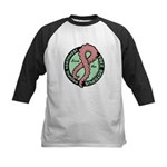 Kids Tentacle Ribbon Baseball Jersey