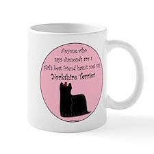 Girls Best Friend - Yorkshire Mug