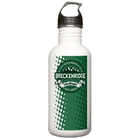 Breckenridge Forest Stainless Water Bottle 1.0L