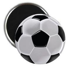 CRAZYFISH soccer ball Magnet