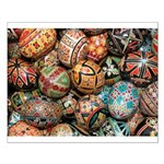 Pysanky Group 3 Small Poster