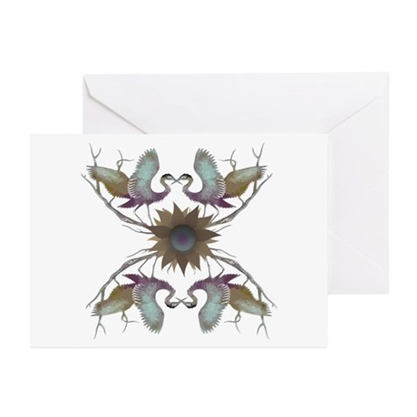 Herons Greeting Cards (Pk of 20)