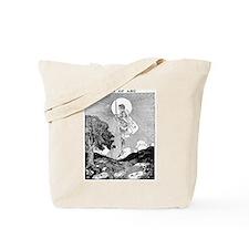 Cute Joan of arc Tote Bag