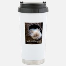 Life is Purrfect Stainless Steel Travel Mug
