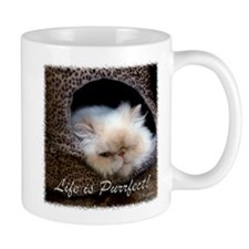 Life is Purrfect Mug