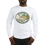 Yeti-Sasquatch Brotherhood Long Sleeve T-Shirt