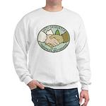 Yeti-Sasquatch Brotherhood Sweatshirt