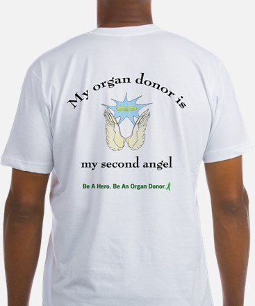 Organ Donor Angel Wings Shirt