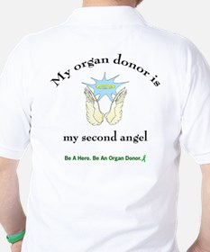 Organ Donor Angel Wings T-Shirt