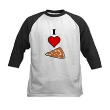 I heart Pizza Slice Tee