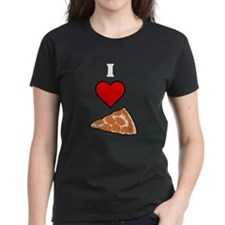 I heart Pizza Slice Tee