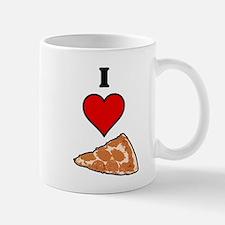 I heart Pizza Slice Mug