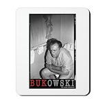 Mousepad BUKOWSKI ON THE CAN
