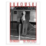 "Small Poster Bukowski ""Post Office"""