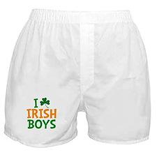 Irish Boys Boxer Shorts
