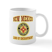 New Mexico Mounted Patrol Mug