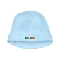Irish baby hat