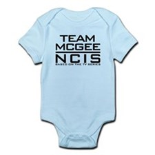Team McGee NCIS Infant Bodysuit