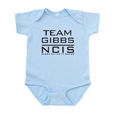 Team Gibbs NCIS Infant Bodysuit