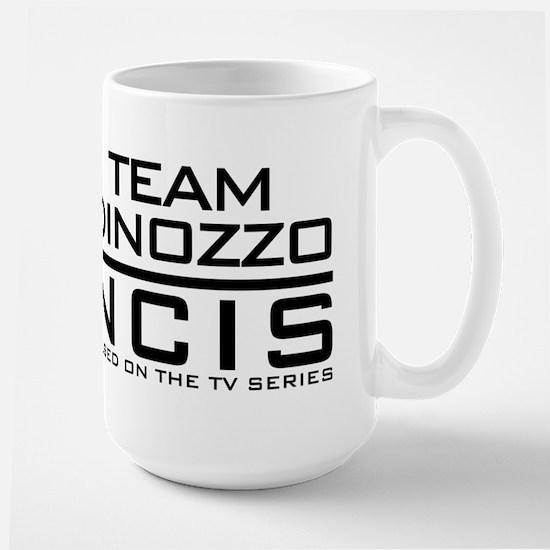 Team DiNozzo Large Mug