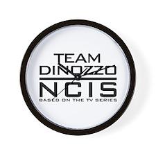 Team DiNozzo Wall Clock