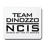 Dinozzo Mouse Pads