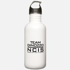 Team DiNozzo Water Bottle