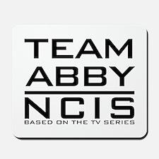 Team Abby NCIS Mousepad