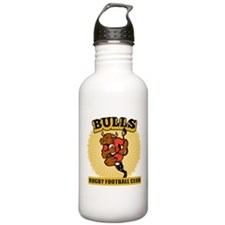 Bulls Rugby Water Bottle