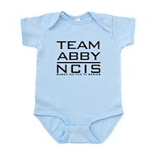 Team Abby NCIS Infant Bodysuit