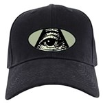 Pyramid Eye Black Cap